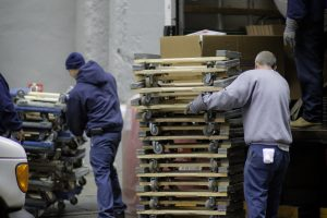 Unloading Equipment